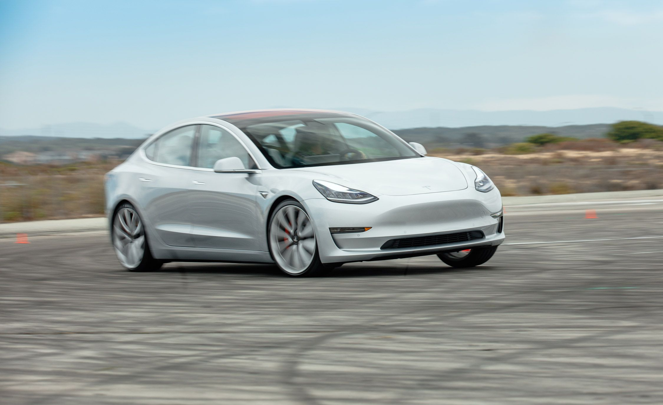 Tesla Model 3 prices drop in China for the third time