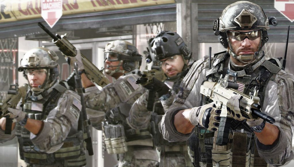 Every Call Of Duty is launched in first week of Nov.