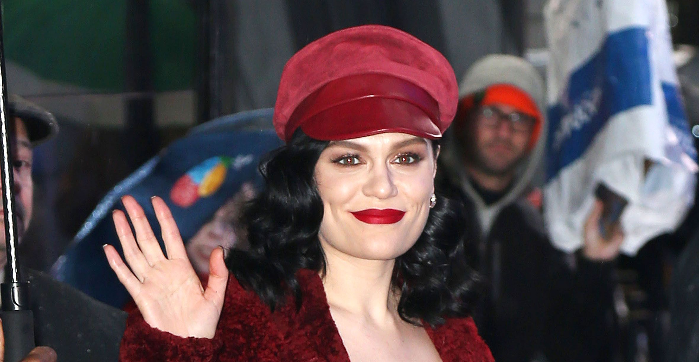 Jessie J shares her Heartbreak after her Security Guard dies with series of Touching Photos