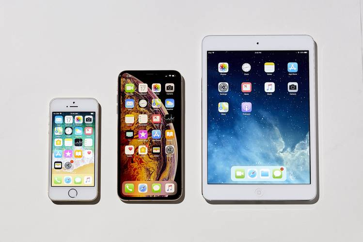 The iPhone XS Max is a better than iPad Mini.