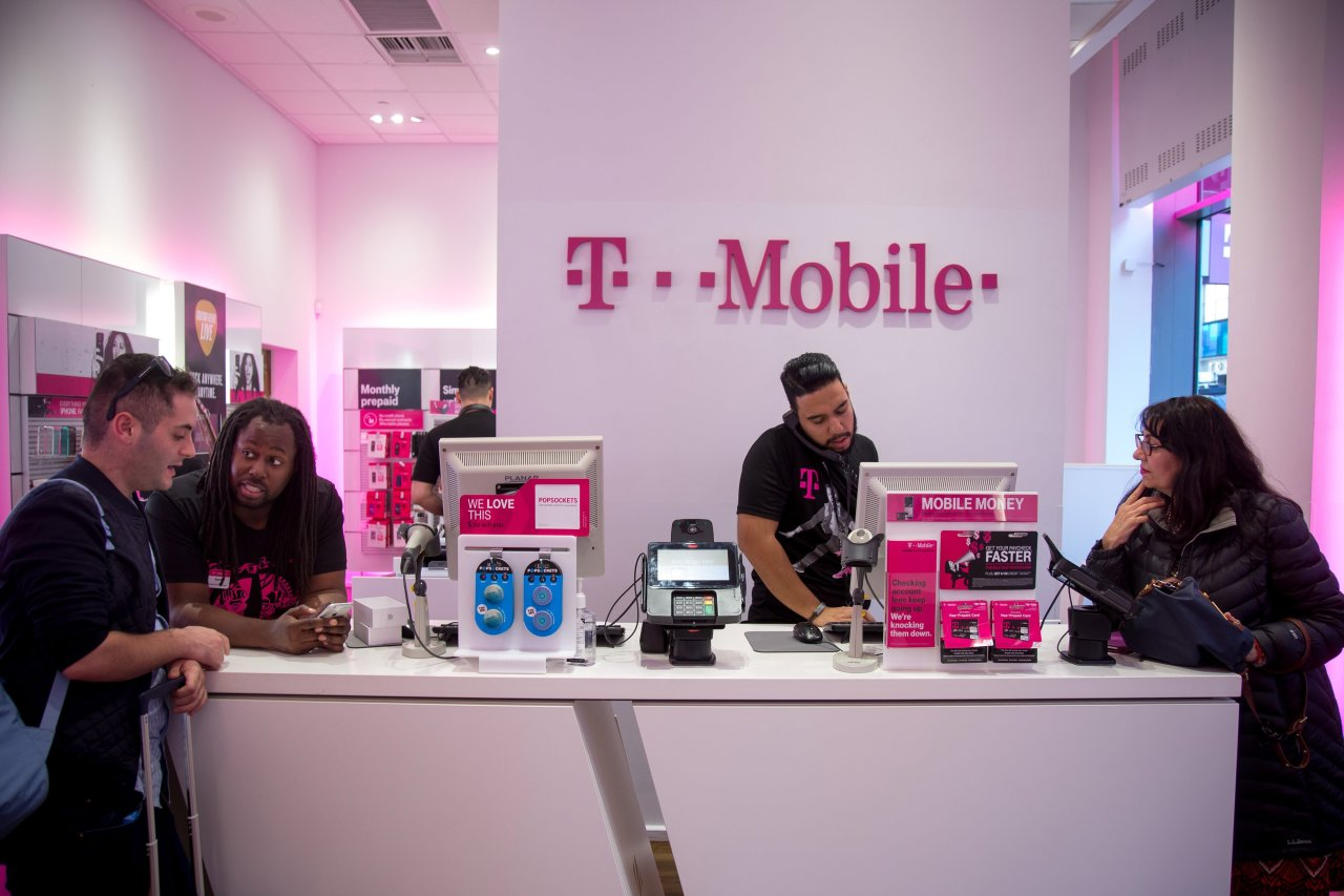 T-Mobile 5G Roll-out