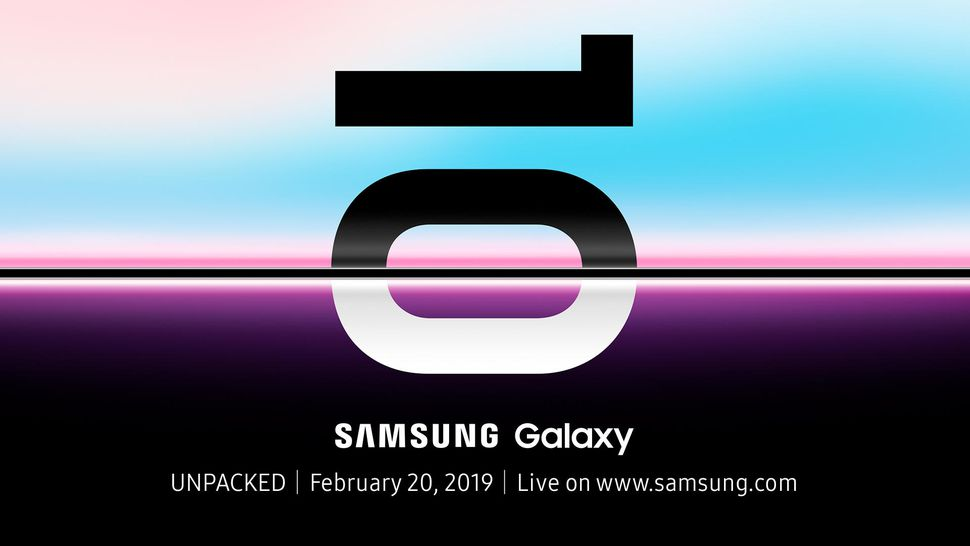 Unpacked event of Samsung will Introduce Samsung Galaxy S10