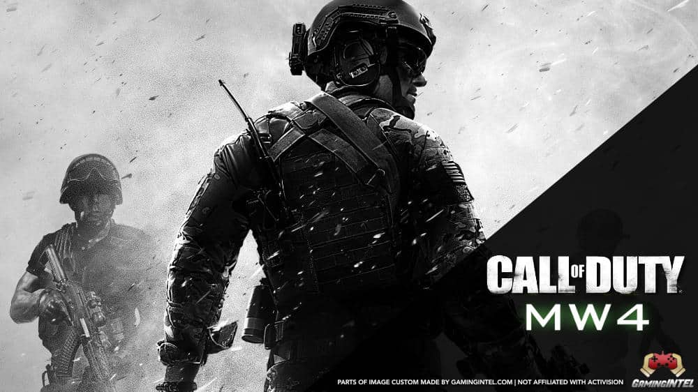 The Call of Duty 2019 could be Modern Warfare 4.