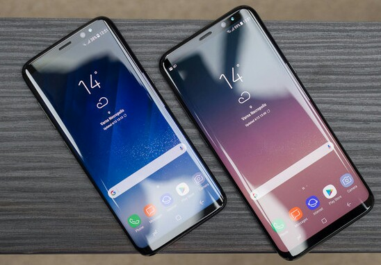 Galaxy S8 will be directly updated to Android Pie.