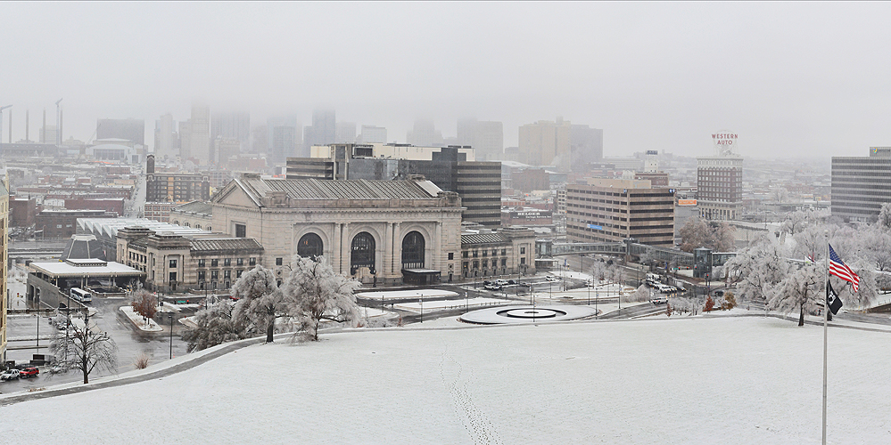 Minneapolis and St. Paul Snowstorm