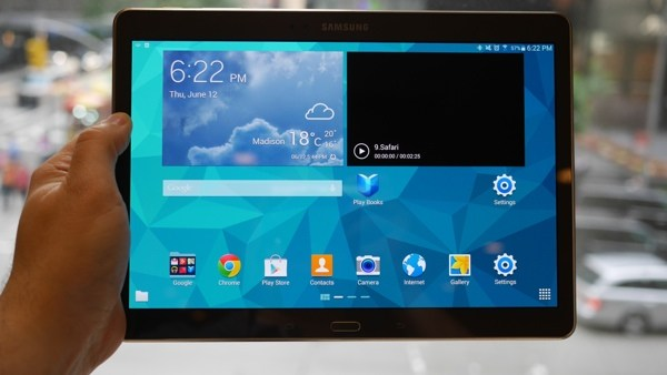Galaxy Tab S5 will be having some major updates.