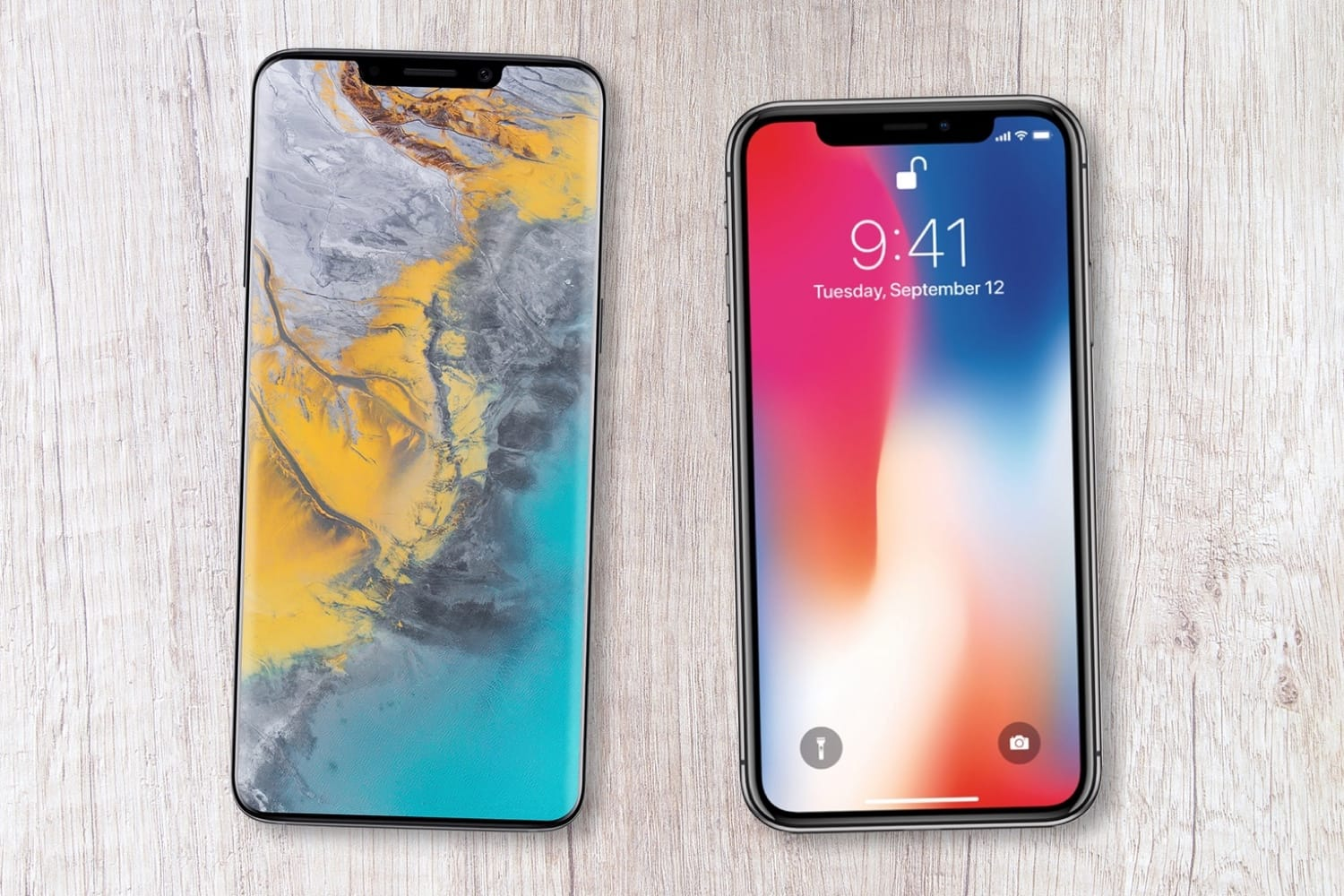 Samsung Galaxy S10 vs Apple Phone XS