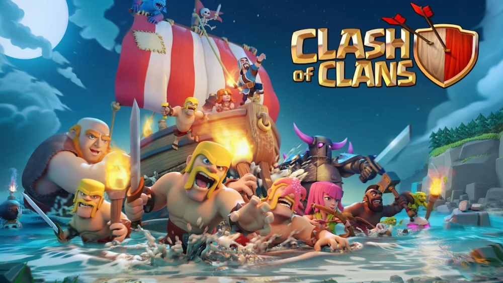 Clash of Clan new update brings exciting features.
