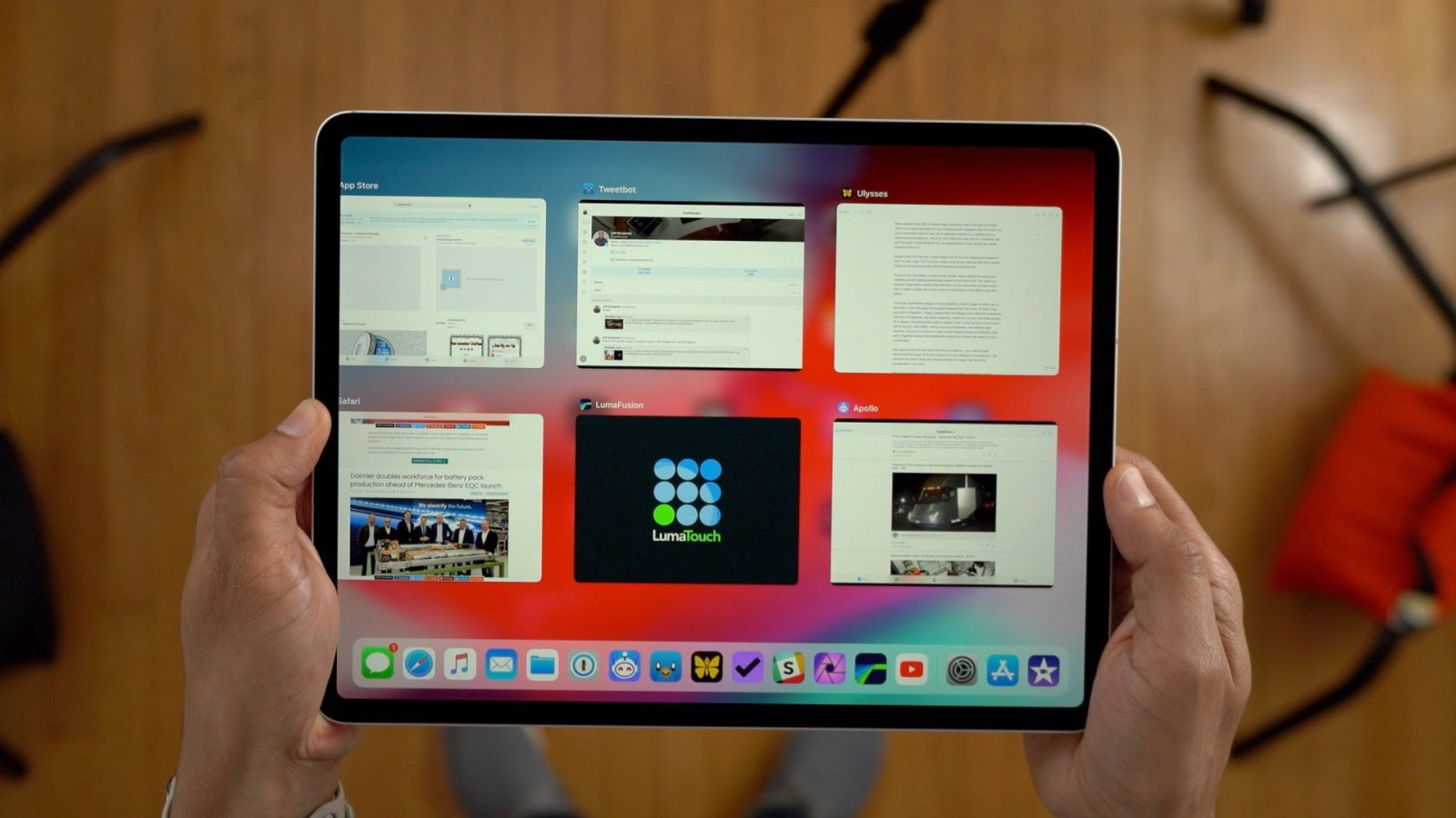Get a better experience on your iPad