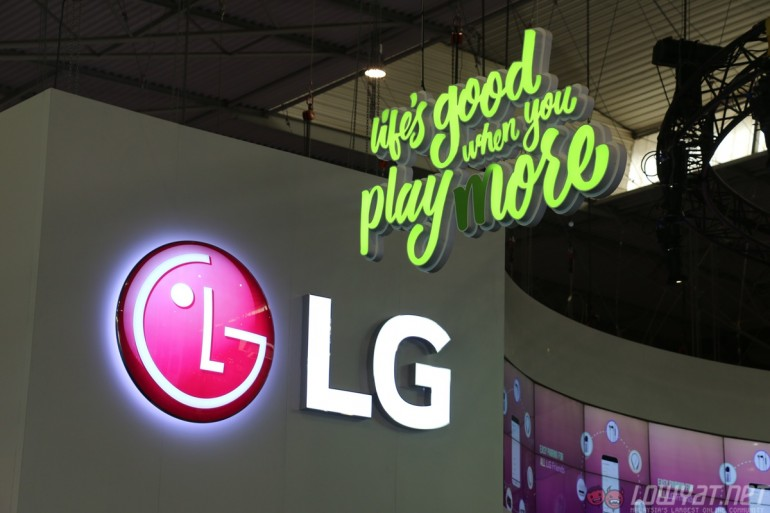 The Barcelona event is to be held 26th of Feb and LG is to release a new phone.