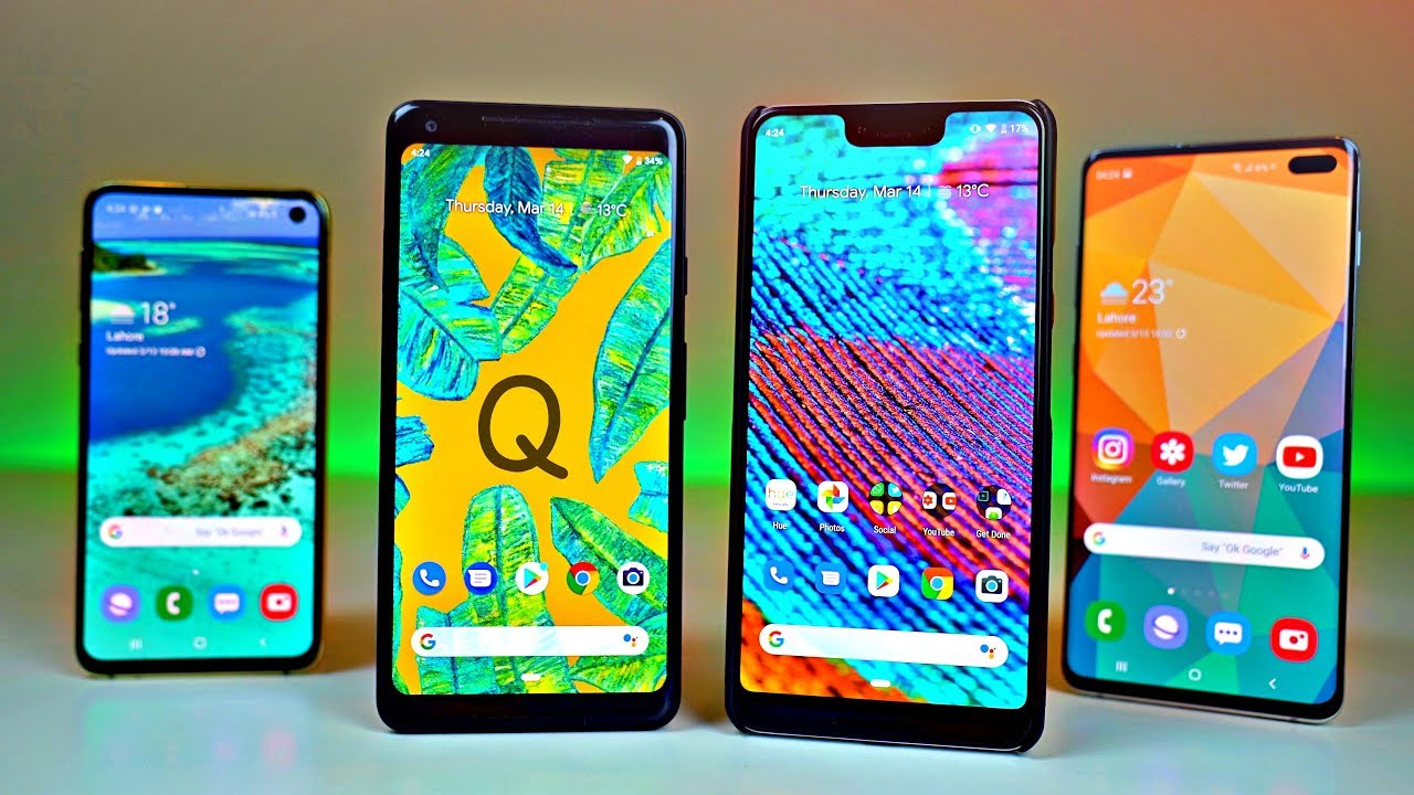 Android Q: List of Possible Names For Android 10