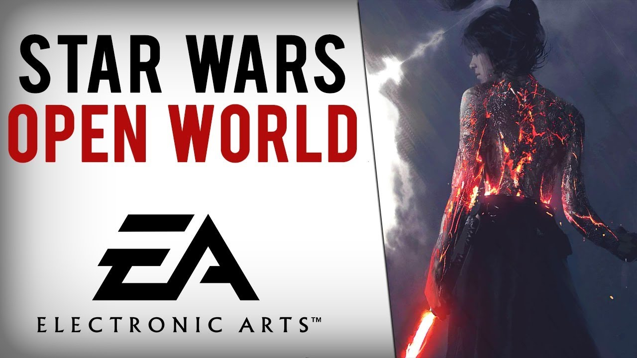 Star Wars open world game was cancelled by EA Games