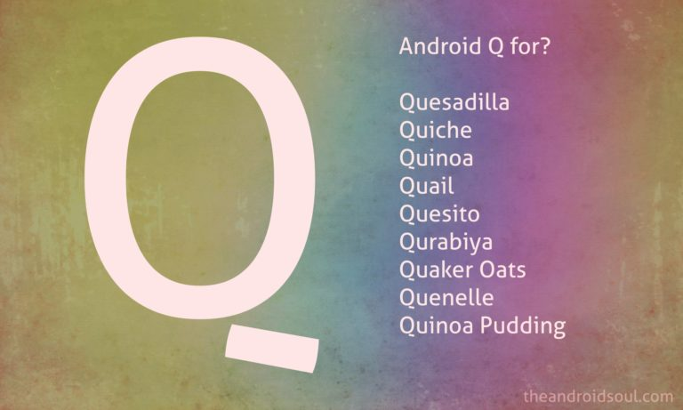 What will Google Call the 10th Android Operating System?