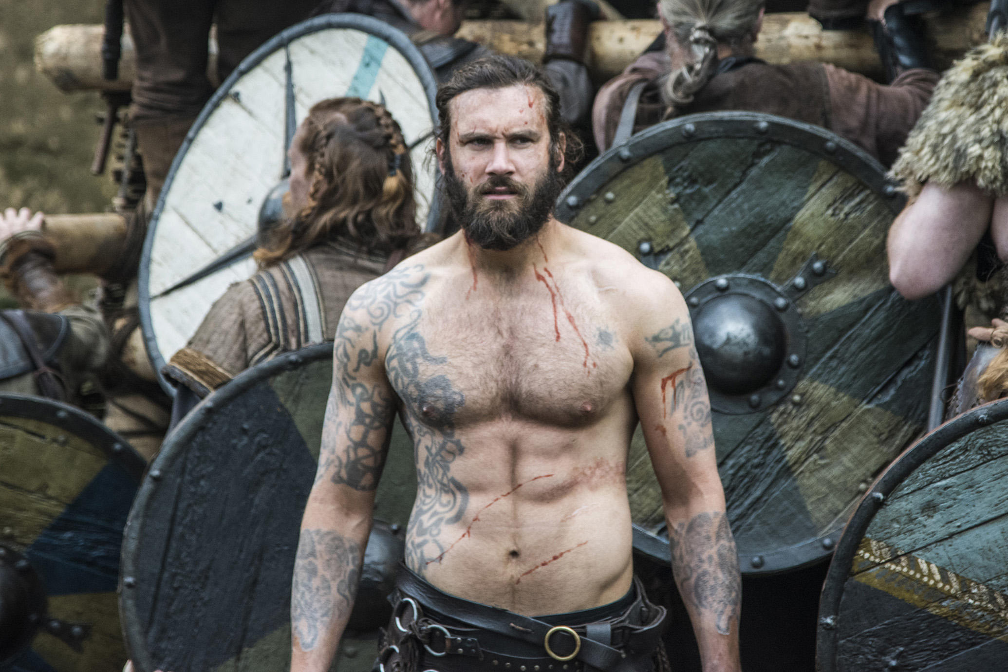 Vikings Season 6 : Major Spoiler Regarding Rollo Before Release