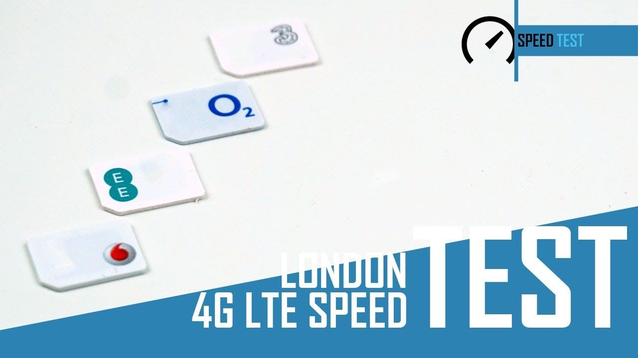 EE vs Three vs Vodafone vs O2 Speed Test: Which Network is the fastest in UK?