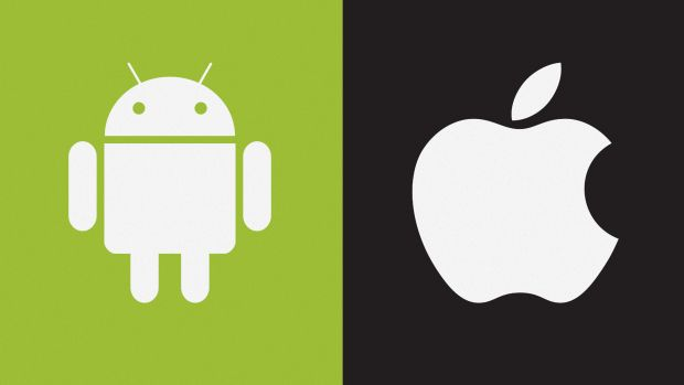 Apple vs Android Sales War