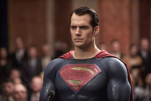 Henry Cavill Wearing Superman Rebirth Suit In New Image