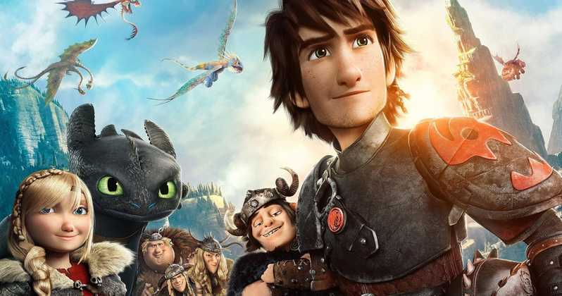 How to Train Your Dragon 3 Rotten Tomatoes Reviews