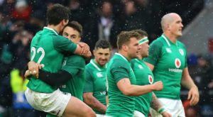 Ireland v England Rugby How to Stream Online