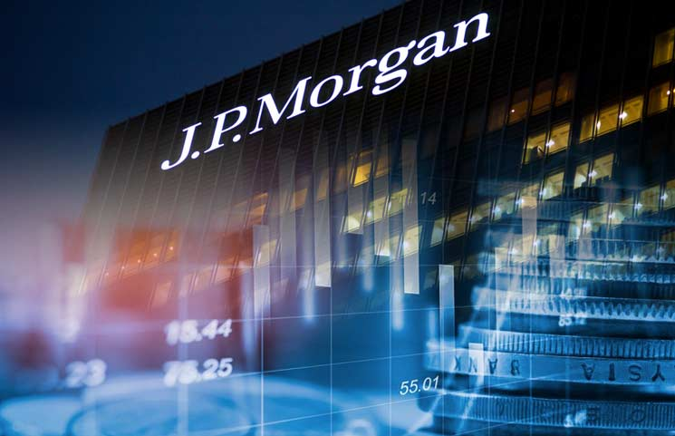 JP Morgan JPM Coin Cryptocurrency Stablecoin