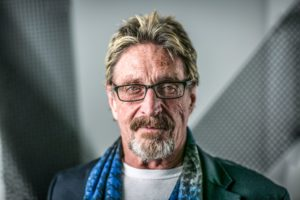 John McAfee's Campaign and US Presidential Elections 2020