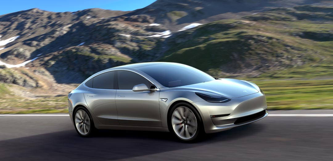 Tesla Model 3 to share 75% of its parts to Model Y.