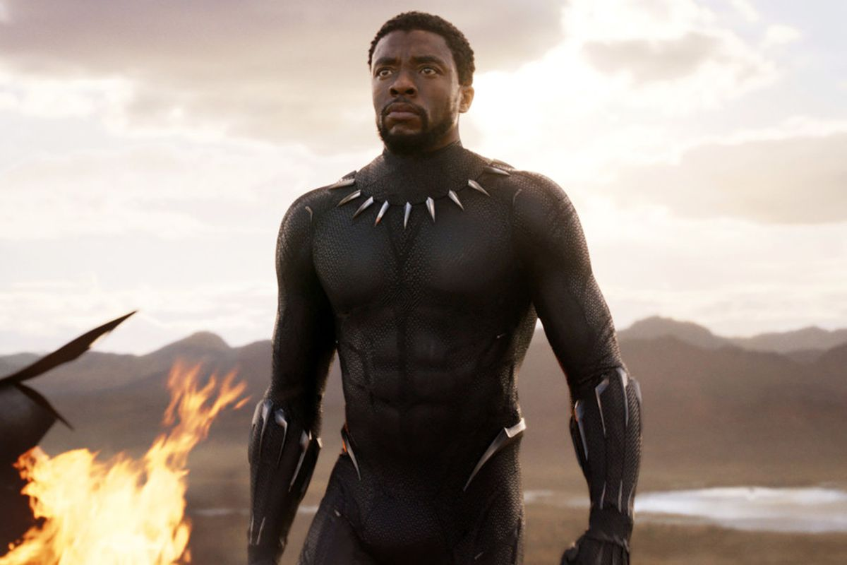 Oscars 2019 best picture- Black Panther