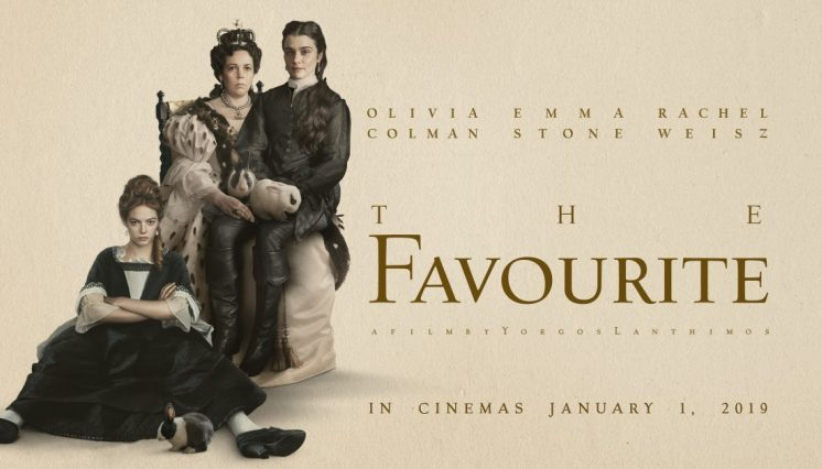 Oscars 2019 best picture- The Favourite