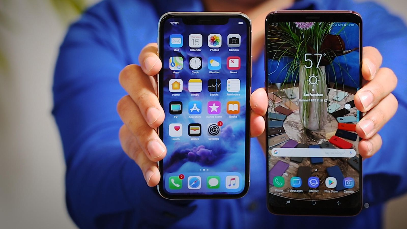 Samsung Galaxy S10 vs iPhone XR- Samsung Pulls The Most Unexpected Trick