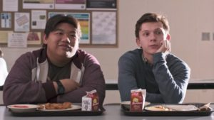 Spider-Man- Homecoming Updated school and family