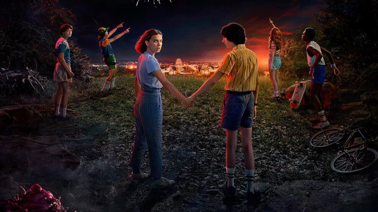 Stranger Things Season 3 Netflix