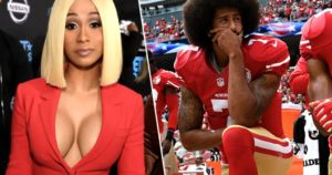 Cardi B Refuses To Play With Maroon Five In Support Of Colin Kaepernick