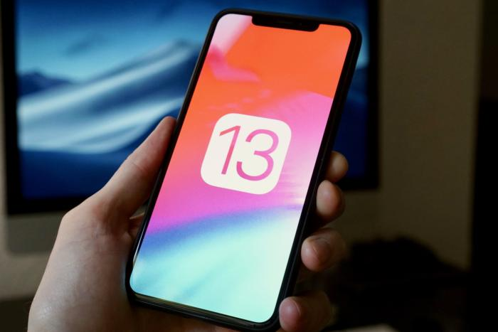 iOS 13 Update iPhone 2019