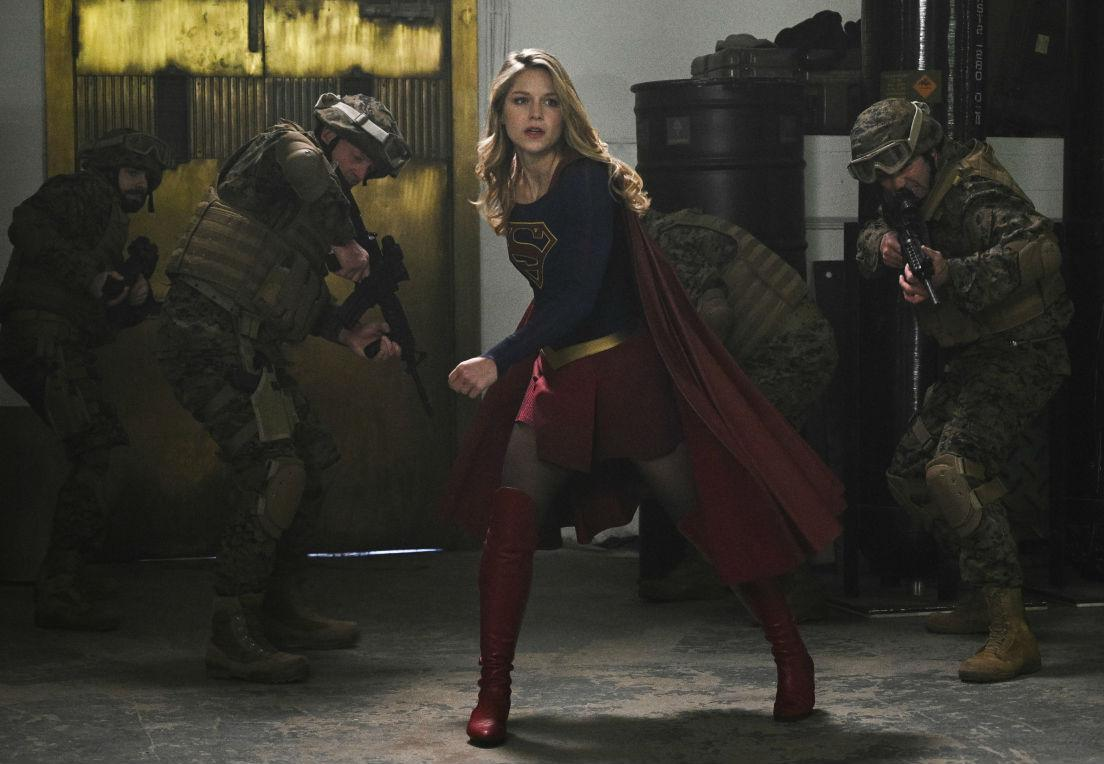 Why was Supergirl Season 4 Episode 13 Delayed by CW?
