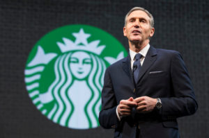 Starbucks Former CEO To Run In US Presidential Elections 2020