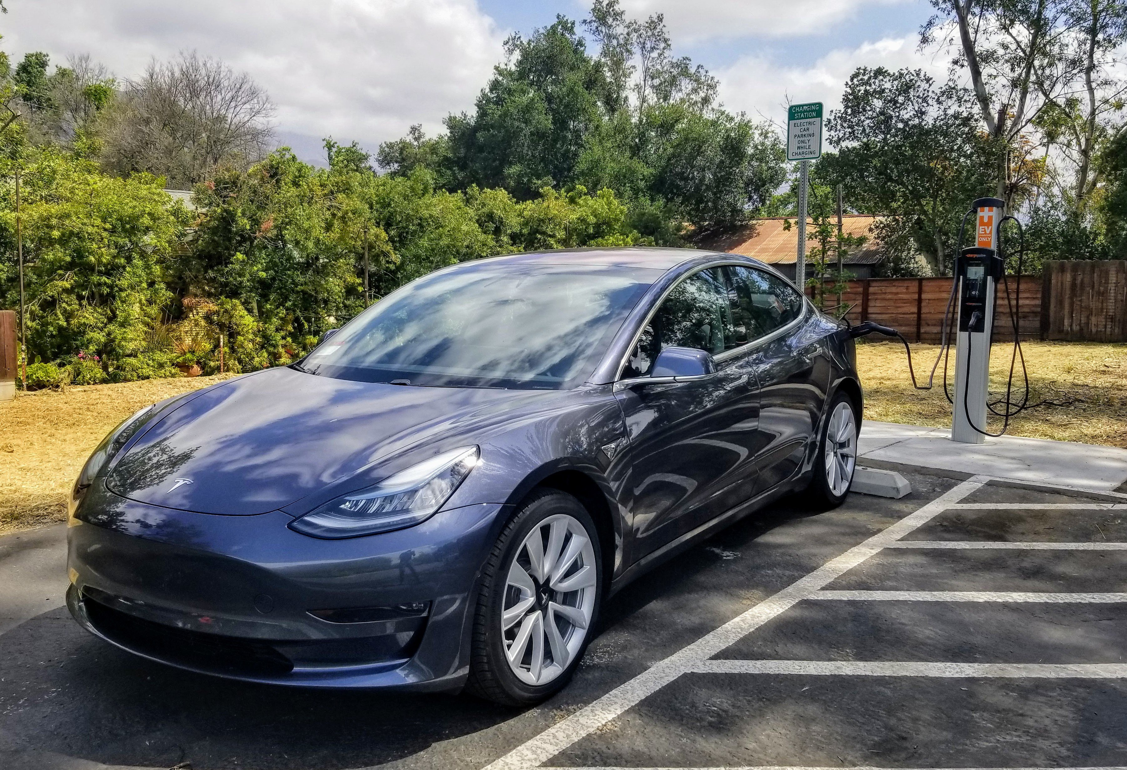 Tesla Model 3 In Europe! Safest, Techiest, Quickest Review