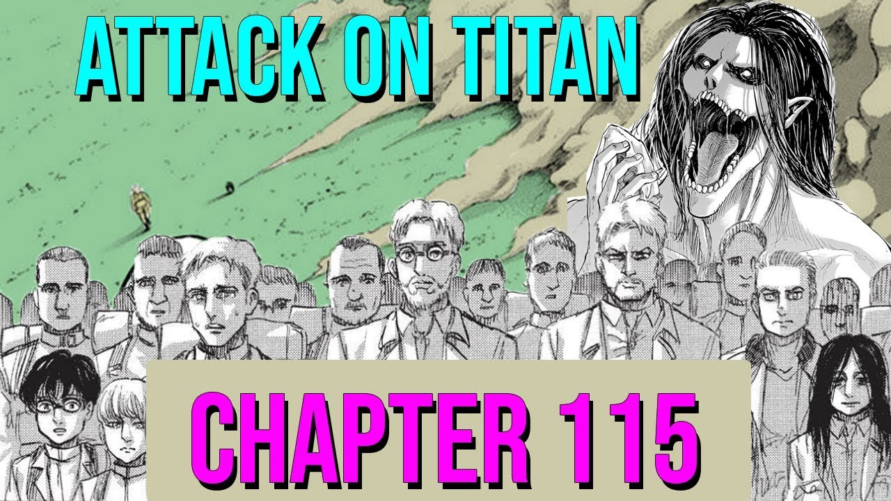 Attack on Titan Chapter 115- Plot, Spoilers, Levi and Zeke's Fate And Release Date