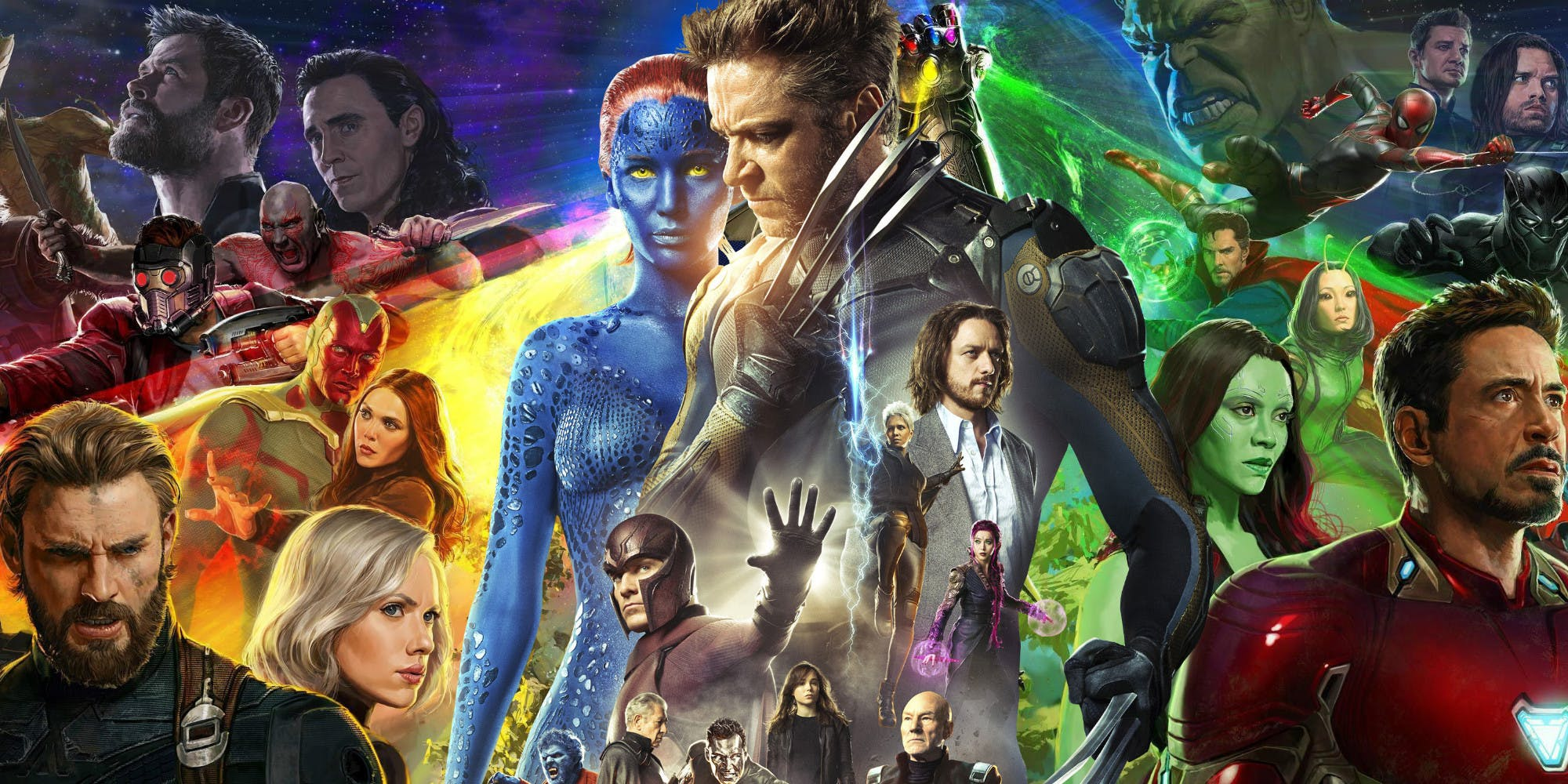 Avengers Endgame and X-Men Crossover is unlikely, here's why