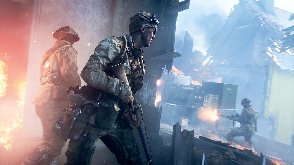 Battlefield 5: Firestorm Release Date, Missions And More