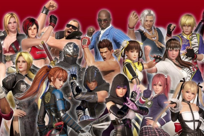 Dead or Alive 6 Download Free for PS4