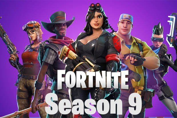 Fortnite Season 9 Release