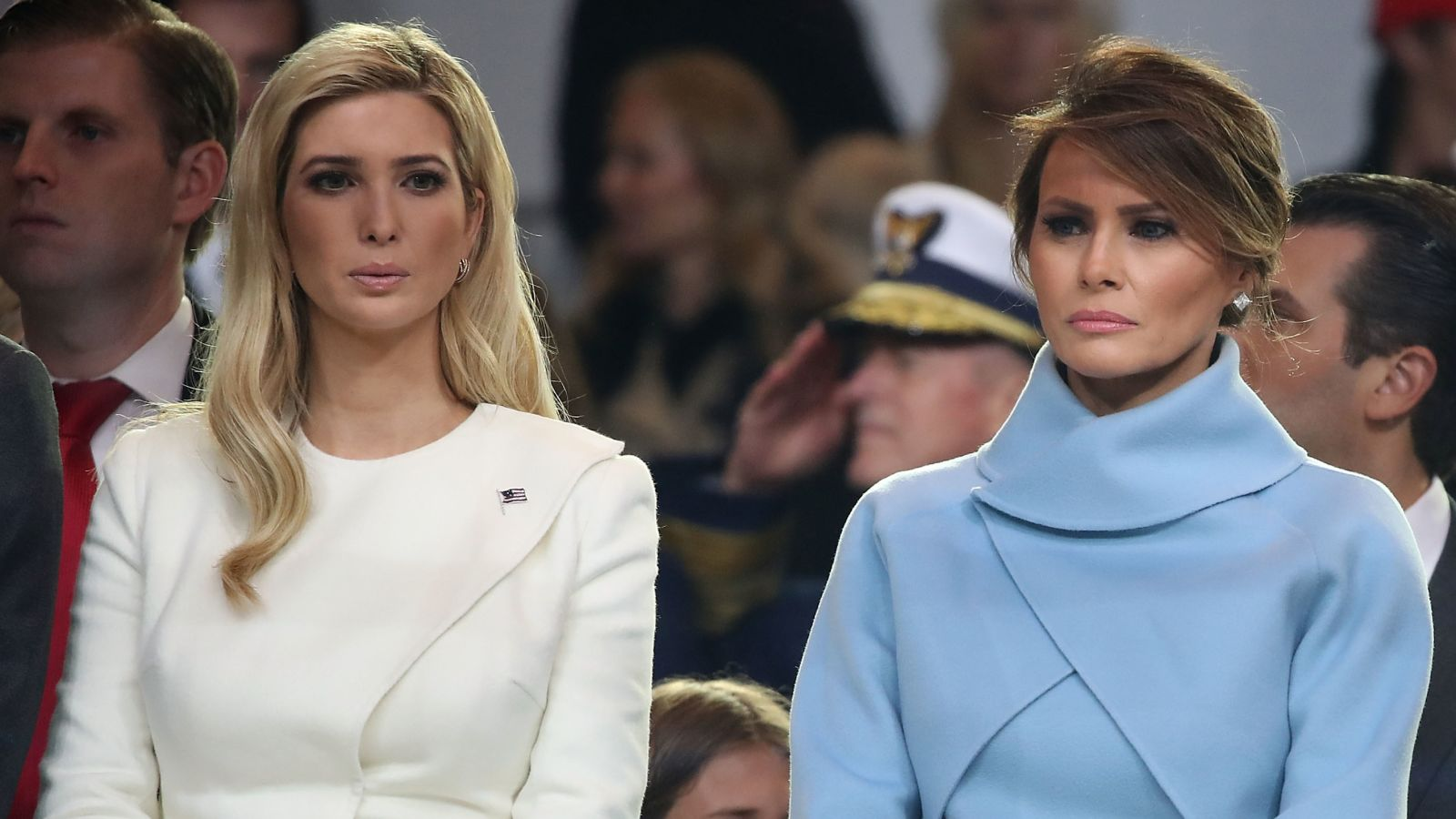 Melania and Ivanka clashed over East Wing, claims Vicky Ward