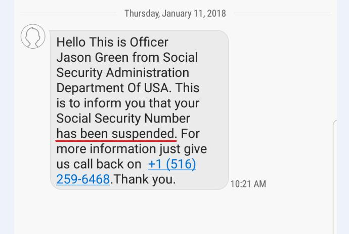 Social Security Number Scam Is Here- How To Deal and Identify It