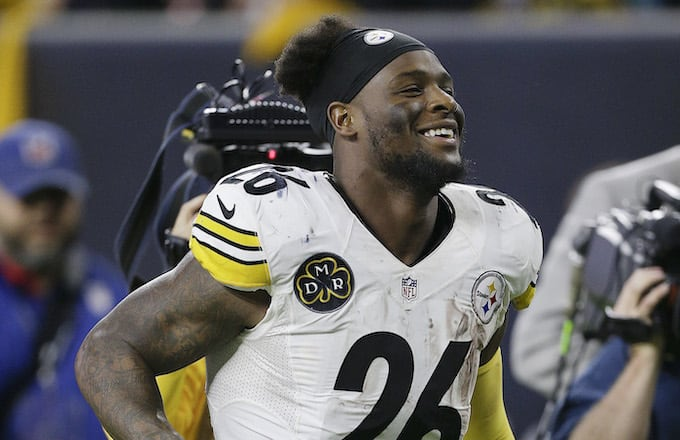 Star Le'Veon Bell to sign with Jets for a 4-year, $52.5 million deal