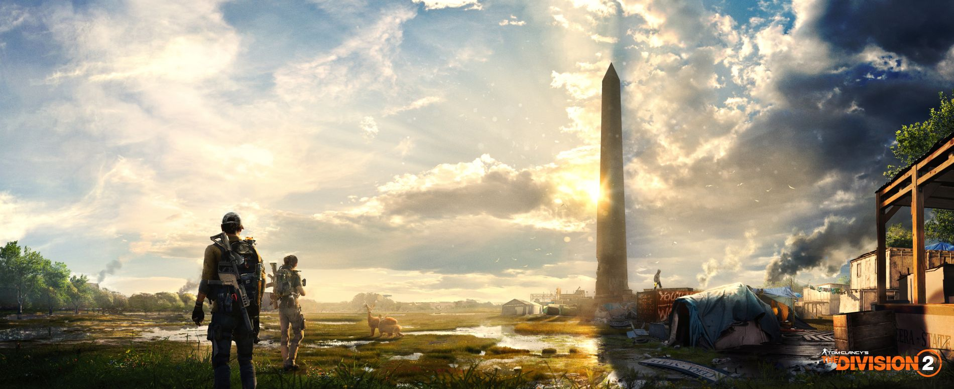The Division 2 Tom Clancy Consoles Supported