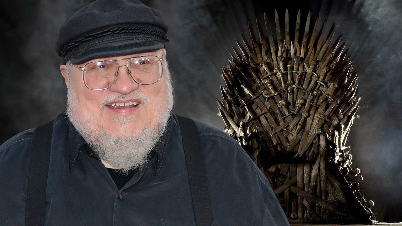 The Winds of Winter George RR Martin