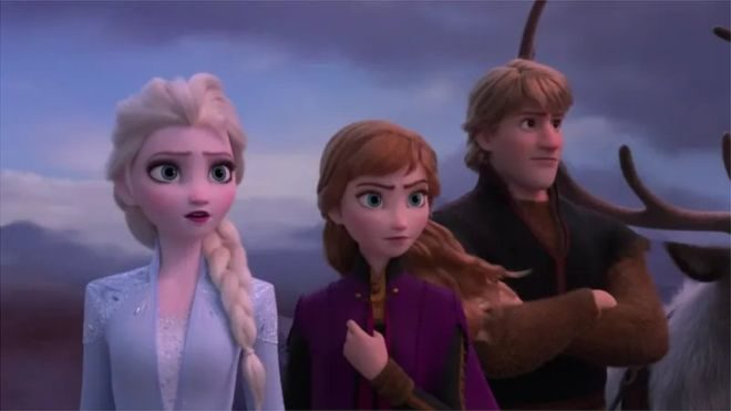 Frozen 2 release date and plot