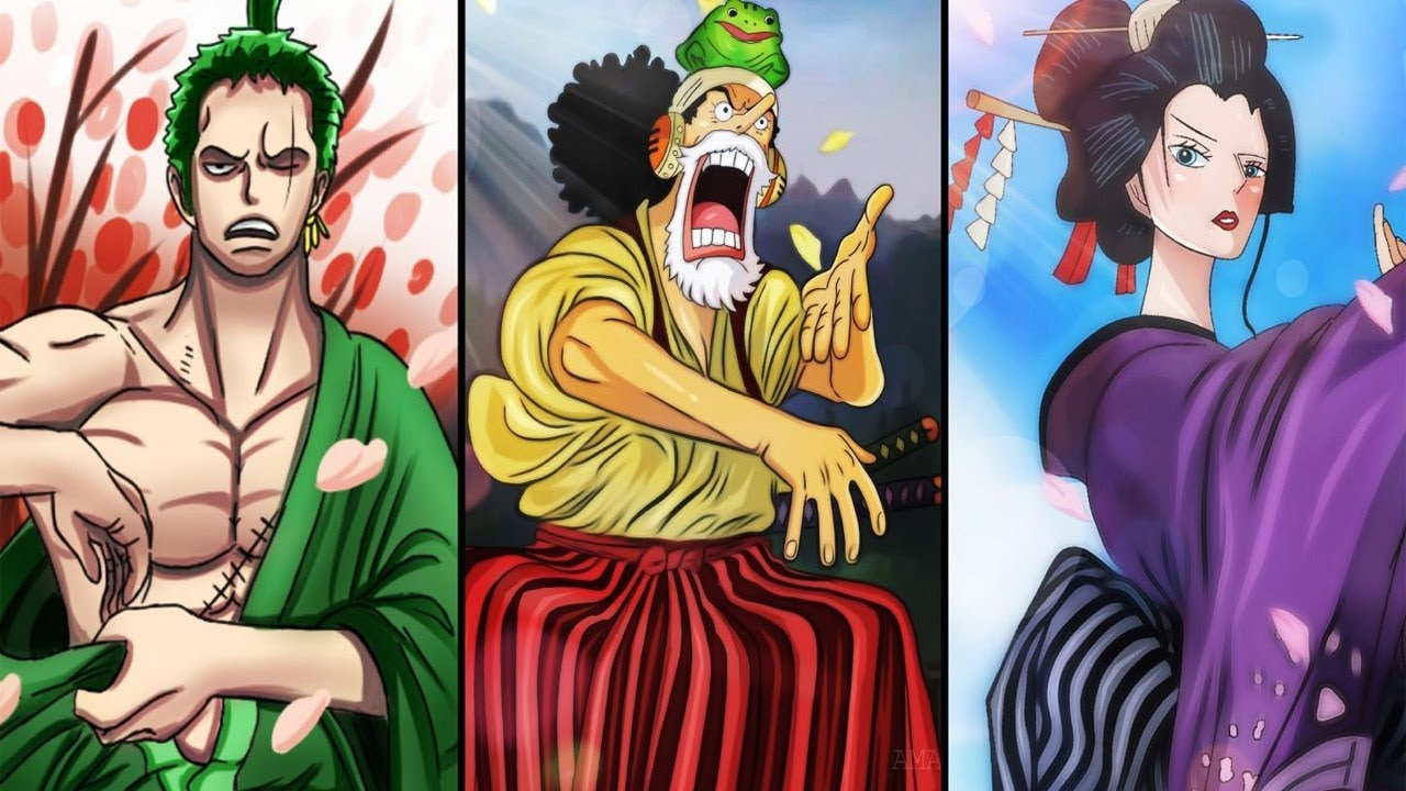 One Piece Anime: Spoilers, release date, Reverie arc and more