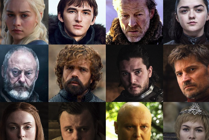 spoilers for Game of Thrones cast