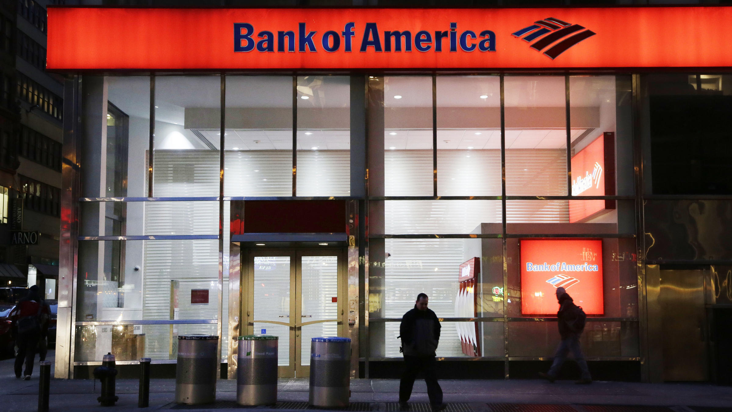 Bank of America will increase its hourly wage
